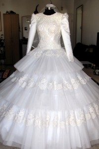 שמלות כלה צנועות באשדוד
