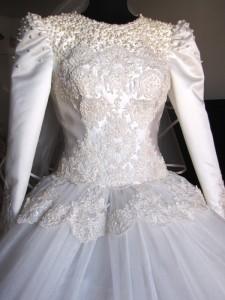 שמלות כלה צנועות שמלות ערב צנועות