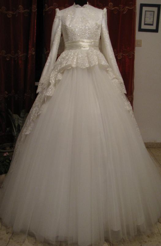 שמלת כלה צנועה לדתיות אשדוד