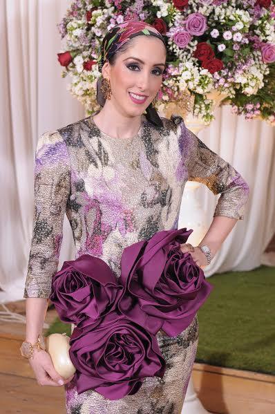 שמלת ערב אלגנטית רבנית