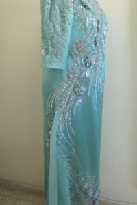 שמלת ערב צנועה אשדוד