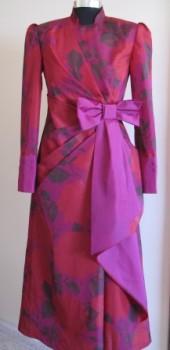 שמלת ערב עיצוב ילנה רזנוביץ