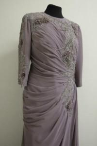 שמלת ערב צנועה עיצוב שמלות ילנה