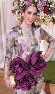 שמלת ערב אלגנטית לחתונה